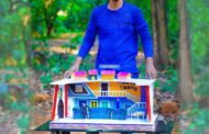 'ಮಜಾ ಟಾಕೀಸ್ 'ಮಾಡೆಲ್ ಮಾಡಿ ಕೊಟ್ಟ ಸಿದ್ದಾರ್ಥ್ ಜನ್ಸಾಲೆ :ಸೃಜನ್ ಲೋಕೇಶ್ ರಿಂದ ಅಭಿನಂದನೆ !