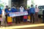ಉಳ್ಳಾಲ: ಜೆಸಿಐ ಮಂಗಳಗಂಗೋತ್ರಿ ವತಿಯಿಂದ ಪೌರ ಕಾರ್ಮಿಕರಿಗೆ ಊಟ ವಿತರಣೆ