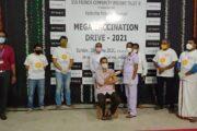 ಉಡುಪಿ :ಜಿ. ಎಸ್. ಬಿ ಸಮಾಜ ಬಾಂಧವರಿಗೆ ಕೋವಿಶೀಲ್ಡ್ ಲಸಿಕೆ ನೀಡಿಕೆ