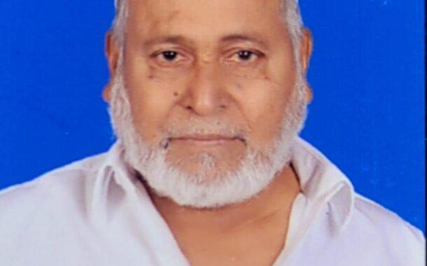 ಅರಂತೋಡು : ಹಾಜಿ ಕೆ.ಎಮ್.ಶೇಖಾಲಿ ಪಾರೆಕ್ಕಲ್ ನಿಧನ