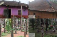 ಬಂಟ್ವಾಳ ತಾಲೂಕಿನಲ್ಲಿ ಪ್ರಸ್ತುತ ಸುರಿಯುತ್ತಿರುವ ಮಳೆಗೆ ಹಲವು ಮನೆ, ಕೃಷಿ ಹಾನಿ