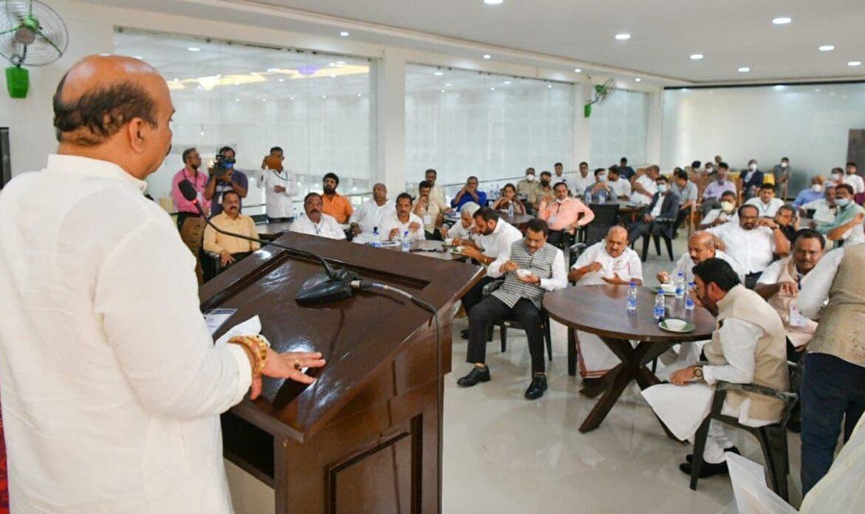 ಕರಾವಳಿ ಪ್ರವಾಸೋದ್ಯಮ ಸದ್ಬಳಕೆ ಆಗುತ್ತಿಲ್ಲ :ಸಿಎಂ ಬೊಮ್ಮಾಯಿ ವಿಷಾದ
