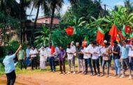 ಮರೀಲ್ : ಚರಂಡಿ ಅವ್ಯವಸ್ಥೆಯನ್ನು ಸರಿಪಡಿಸಲು ಒತ್ತಾಯಿಸಿ ಎಸ್.ಡಿ.ಪಿ.ಐ ವತಿಯಿಂದ ಪ್ರತಿಭಟನೆ